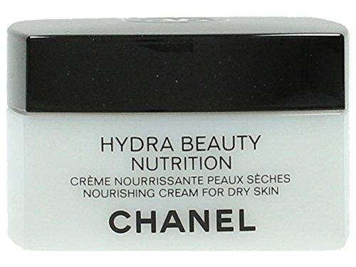 Chanel Hydra Beauty Nutrition Creme nahrhaft für trockenes Haut - Damen, 1er Pack (1 x 50 ml)