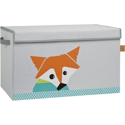Lässig ltt1151 Caja para guardar/Toy Trunk Little Tree – Fox