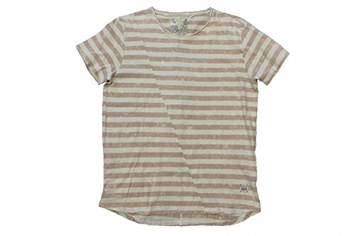 khujo Herren Shirt TORU 2287TS161_S40 beige (S42DPIN-ST)