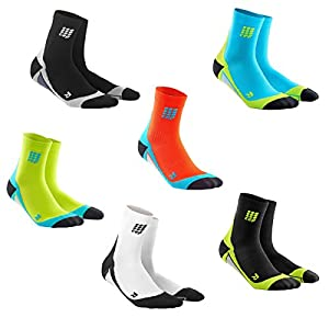 CEP Short Socks Herrensocken Socken Compression Laufsocken Running Sportsocken