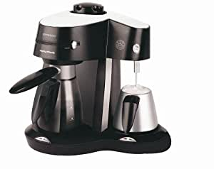 Morphy Richards 47003 Cafà Rico Espresso Maker with Frother