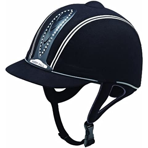 Harry Hall HAT820 -  ( junior ), color negro, talla UK: 55 cm
