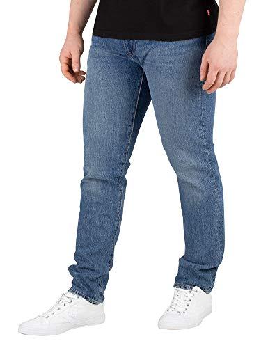 Levis 512 Slim Taper Fit Jeans 30W x 32L Marcel Dark (Levis Jeans 512)