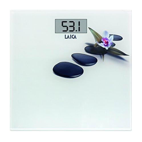 Laica Bilancia PS1056 Pesapersone Elettronica, Sassi, 180 kg