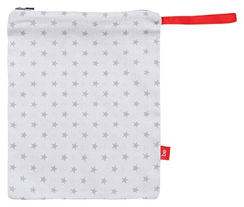 Foto de Cambrass Be Stern - Bolsa merienda, 18 x 23 cm, color gris