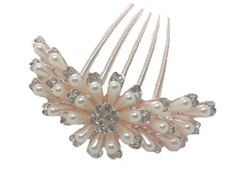 tiara-or-bride-with-perlite-in-cream-austrian-cz-rhinestone-rose-gold-in-colour-with-perlite-sujecio