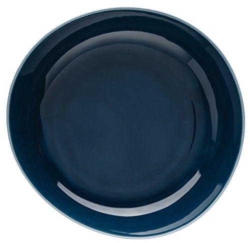 Rosenthal - Junto - Ocean Blue - Teller tief/Suppenteller - Porzellan - Ø 22 cm Ocean Blue Teller