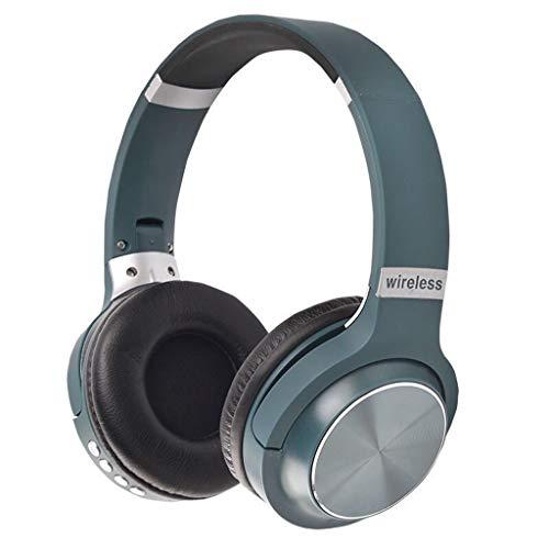 Senza Fili Bluetooth 4.1 Della Cuffia Over-Ear Lsolamento Del Rumore HiFi Stereo -