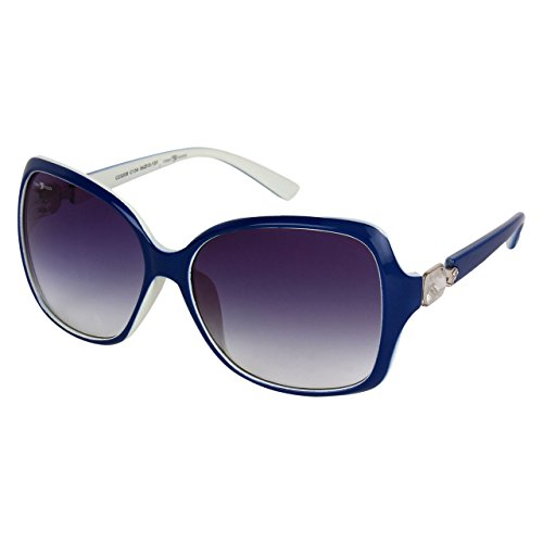 Tommy Fashion Women's UV Protection Wayfarer