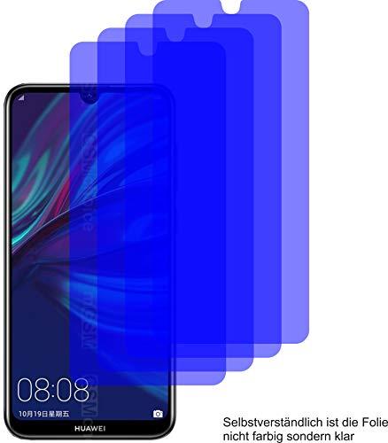 4X ANTIREFLEX matt Schutzfolie für Huawei Enjoy 9 Displayschutzfolie Bildschirmschutzfolie Schutzhülle Displayschutz Displayfolie Folie
