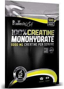 Biotech 6 g 500G Creatine Monohydrate Bag