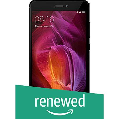 (Renewed) Xiaomi Redmi Note 4 (Black, 32GB)