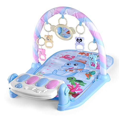 Infant Baby Music Game Early Education Puzzle Lighting
