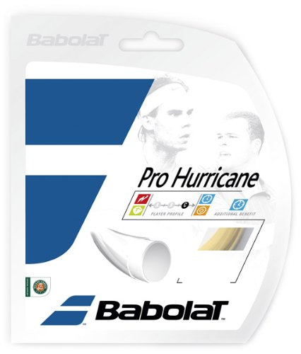 Babolat Pro Hurricane-Set di corde - 16 Tennis String Set