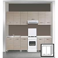 Amazon.it: cucina componibile con elettrodomestici - Arredamento ...