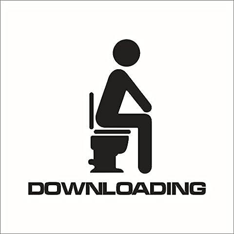 SCARICARE il bagno segno (10 * 16cm) vacanza stagionale dimensione-YU&XIN