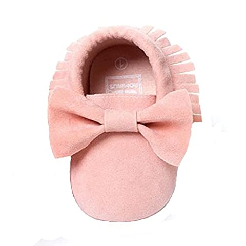 Baby Shoes, Rcool Baby Crib Tassels Bowknot Shoes Toddler Sneakers