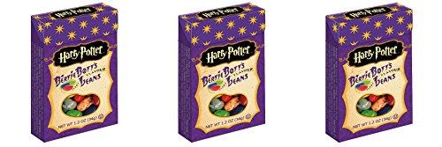 Preisvergleich Produktbild Dreifache Magie! 3 Packungen X Harry Potter Bertie Botts Jeder Geschmack Jelly Beans !!