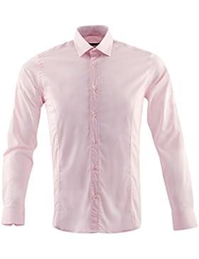 Guide London -  Camicia da cerimonia  - Uomo