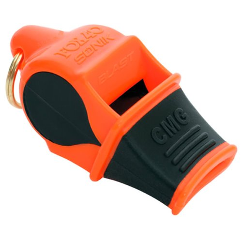 FOX 40 Sonik Blast CMG Multicolor orange-schwarz