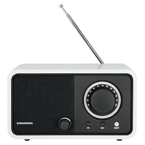 Grundig TR 1200 Radio/Radio-réveil