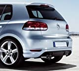 Original Volkswagen VW Ersatzteile Heckschürze, Spoiler, Golf 6, Original Tuning