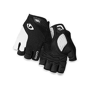 Giro Strade Dure Supergel Gloves white/black 2019 Fahrradhandschuhe