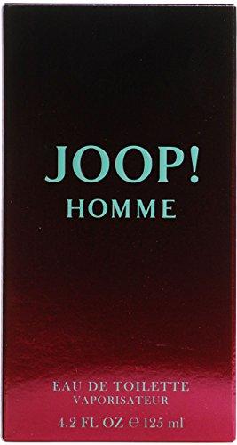 Joop. Homme-Eau de Toilette Profumo da uomo Spray 125ml (ridotto), con sacchetto regalo