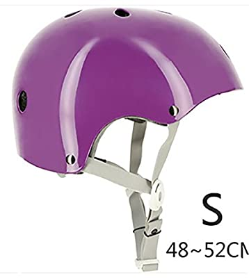 BMDHA Children Helmet Adjustable Hard ABS Shell Helmet Efficient Protection Of The Head Outdoor Sports (Boys And Girls,2 Years Old - 16 Years Old,) from BMDHA