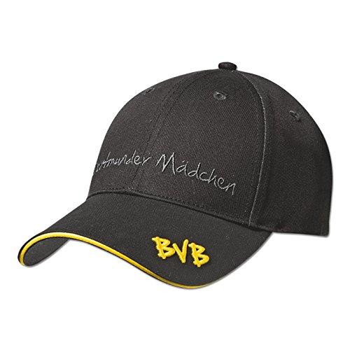 Borussia Dortmund Dortmunder Mädchen-Kappe one Size