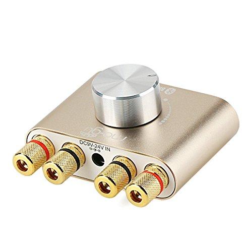 DollaTek TPA3110 30W * 2 Zwei-Kanal Mini-Stereo-Audio drahtlose Bluetooth-Verstärker Digital Signal Endstufe für Tablet PC Smartphone Laptops ect - Gold