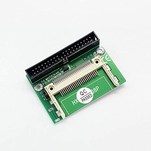 Ide Hot-swap (Pro 5V CF Compact Flash auf 40 Pin 3,5 Zoll IDE Bootable HD Converter Adapter)