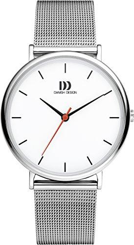 Danish Design Reloj Análogo clásico para Hombre de Cuarzo con Correa en Acero Inoxidable DZ120661