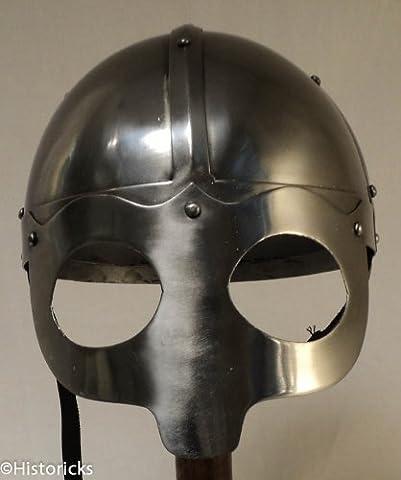 Masque Viking avec casque à nouveau contrôle/larp/rôle-play-Déguisement