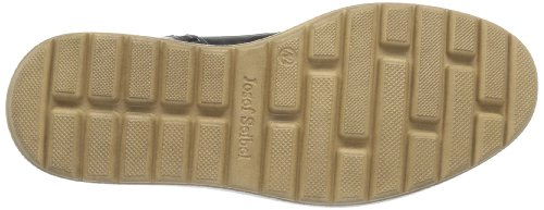 Josef Seibel Schuhfabrik GmbH Rudi 02, Herren Desert Boots Schwarz (schwarz 600)