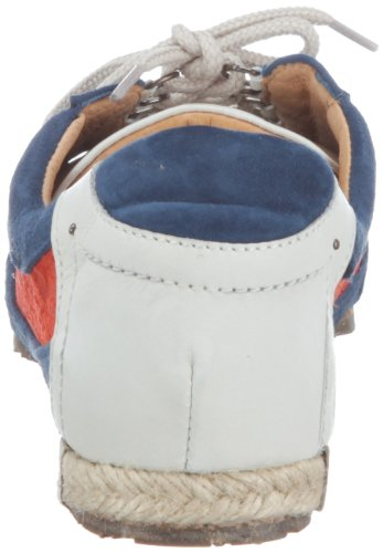 Stork Steps SAMANTHA 1796765, Baskets mode femme Bleu-TR-B2-300