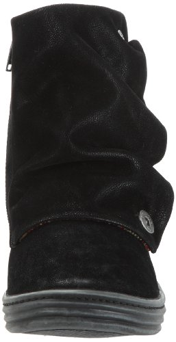 Blowfish Rabbit, Boots femme Noir (Black Fawn)