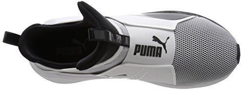 Puma Fierce Core, Chaussures de Fitness Femme, Puma Black / Puma Black Puma White/Puma Black