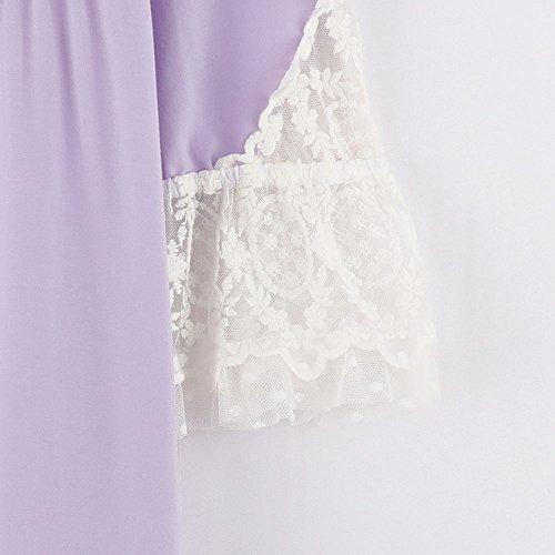 Laixing - Ensemble de pyjama - Femme Rose