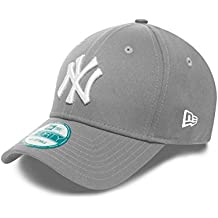 New Era New York Yankees - Gorra para hombre , color gris (grau/weiß