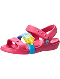 crocs Girl's Keeley Sweets Led Fashion Sandals