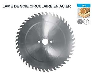 Leman - Lame acier 72 Dents Diam 600 *30 * 2.8 pour Bois de chauffage - 966.600.2872