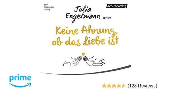 Keine Ahnung Ob Das Liebe Ist Poetry Amazon De Engelmann