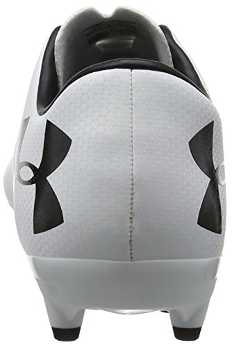 Under Armour Herren Ua Force 3.0 Fg Fußballschuhe, Weiß (Weiß 100)