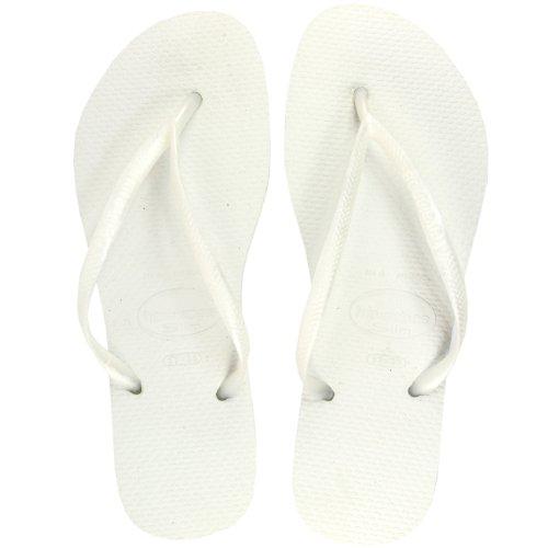 Havaianas Slim Aqua H4000030-0004 Weiß