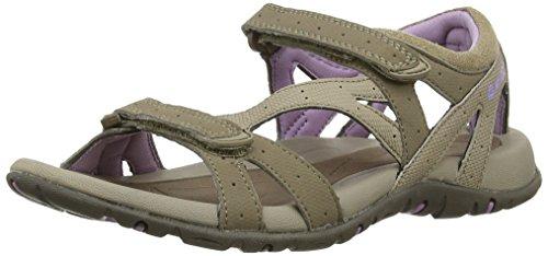 Hi-tec - Galicia Strap, sandali sportivi da donna, beige (beige (taupe/dune/elderberry 041)), 38 EU