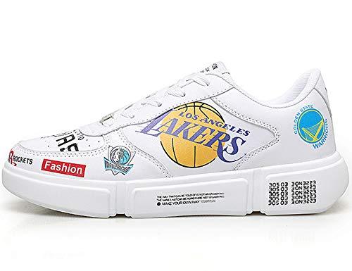 086b78795ef25e kyrie irving shoes. GNEDIAE Hombre A77 High-Top Zapatos de Baloncesto  Calzado Deportivo Al Aire Libre Moda Sneaker