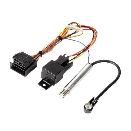 hama-adaptateur-autoradio-iso-opel-quadlock-avec-relais-de-protection