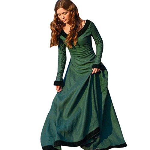 Imagen de sonnena womens dress mujer vintage medieval vestido cosplay disfraz princesa renacimiento gótico vestido casual vestido
