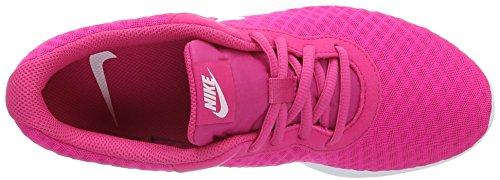 Nike 844908, Scarpe da Ginnastica Basse Donna Rosa (vivid pink/white)